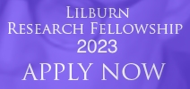 Apply now - Lilburn Research Fellowship 2021